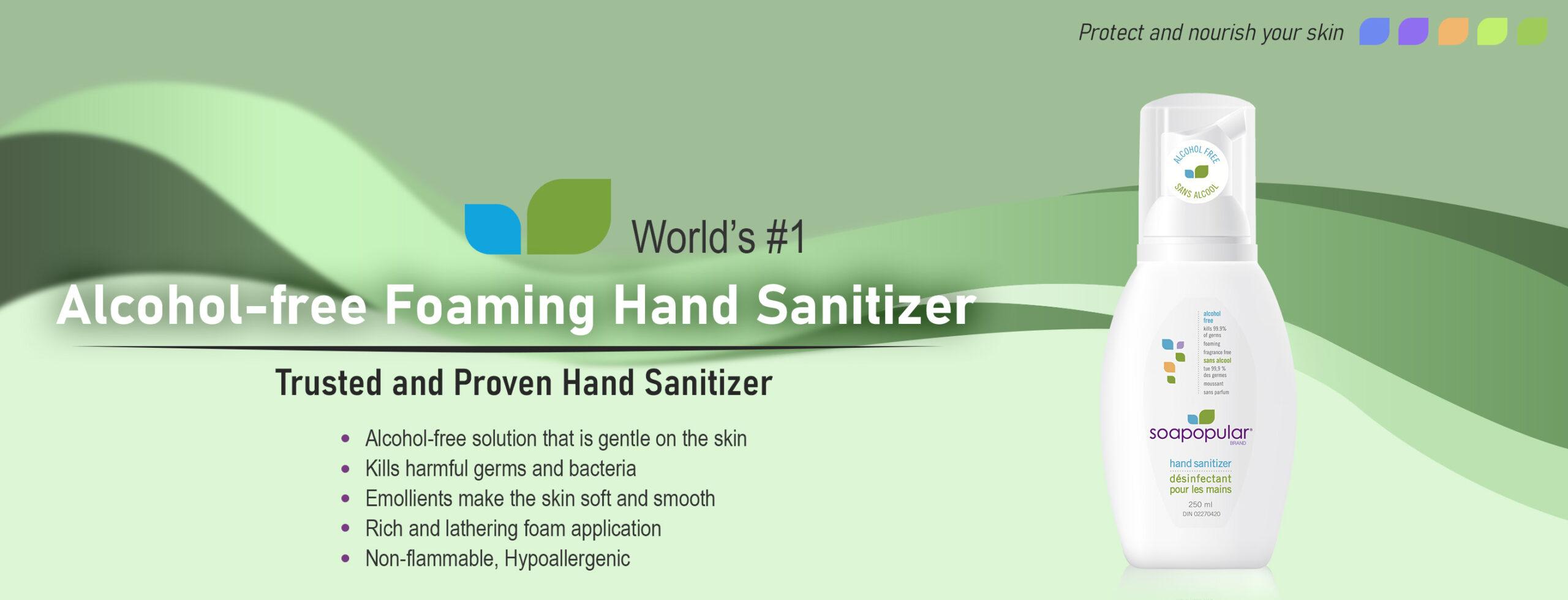worlds #1 sanitizer